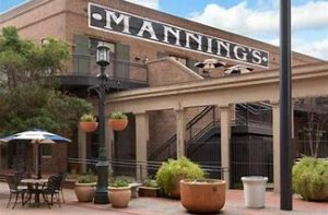 NOR Manning's Sports Bar and Grill