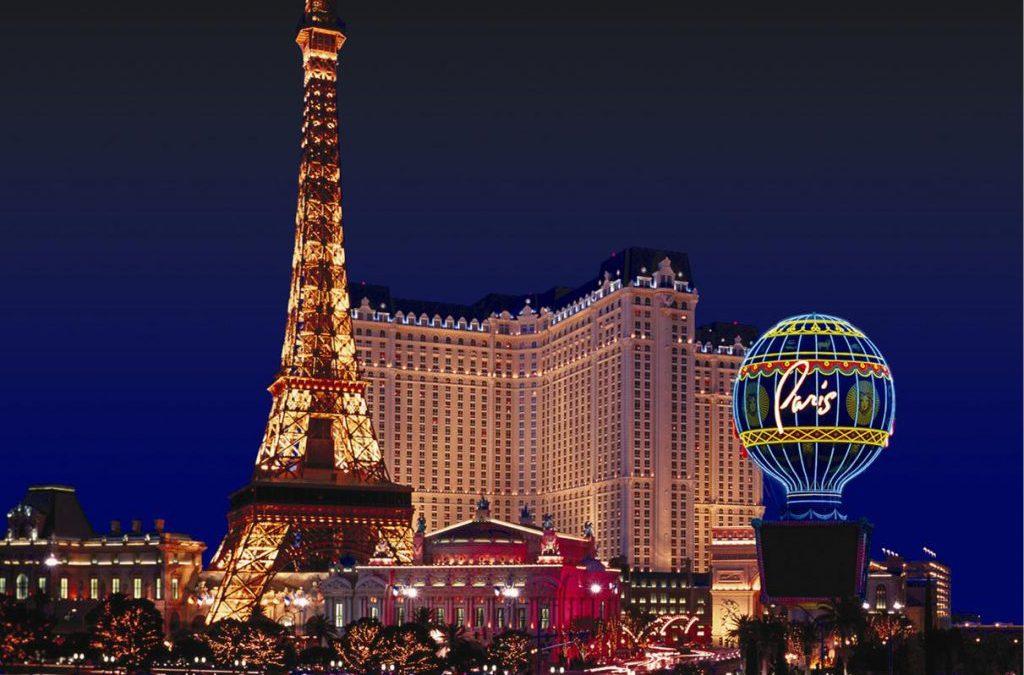 Paris Las Vegas 09/28 – 10/02
