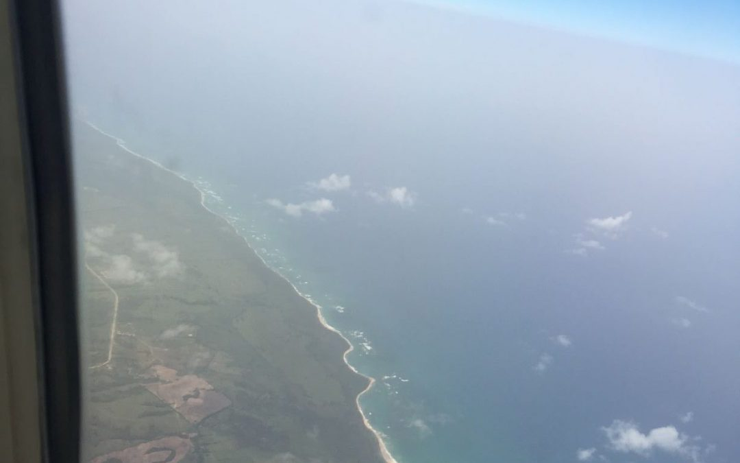 Punta Cana - Almost there